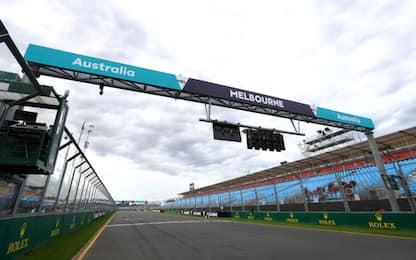 Niente Australia, ora i GP sono 22: il calendario