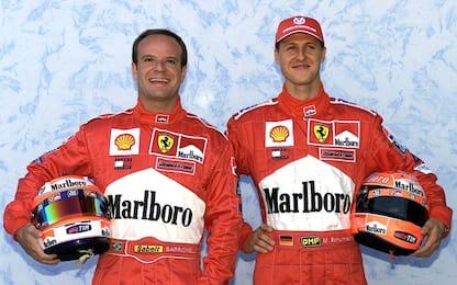 Ferrari, tutte le coppie di piloti della storia