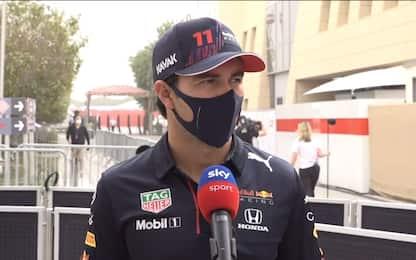 """Perez: """"In Red Bull il livello è molto alto"""""""