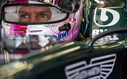 Griglia di partenza: penalità Vettel, parte ultimo