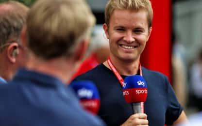 """Rosberg spiega la frenata: """"Punto forte di Lewis"""""""
