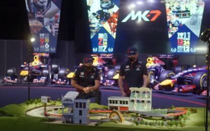 Red Bull, i Factory Days con Max e Checo