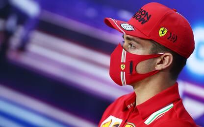 """Leclerc: """"Pronti, in Ferrari bisogna vincere"""""""