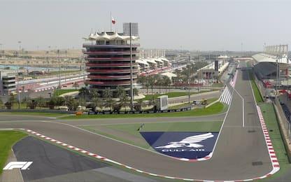 Bentornata F1: il meglio delle libere a Sakhir