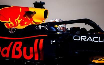 Libere a Verstappen, Sainz 4° nelle FP2