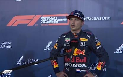 """Verstappen: """"Peccato, ma lotteremo con Mercedes"""""""
