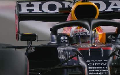 Bahrain, la pole è di Verstappen. Leclerc 4°