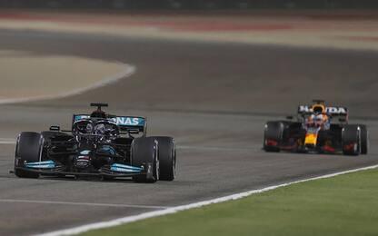 Hamilton-Verstappen: l'incredibile record di Lewis