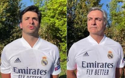 Real-Liverpool, Sainz è pronto... a giocare! VIDEO