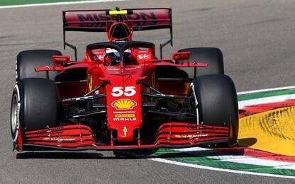 Ferrari veloce e passo gara confortante: l'analisi
