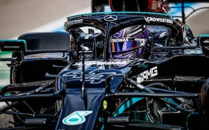 Imola, pole Hamilton: è la 99^. Leclerc 4°