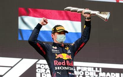 """Verstappen: """"Classifica? La stagione è lunga"""""""