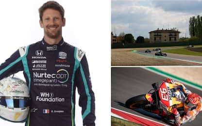 Imola, Grosjean, Marquez: conferme e ritorni