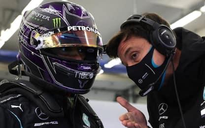Hamilton a caccia della 100^ pole: ritmo infernale