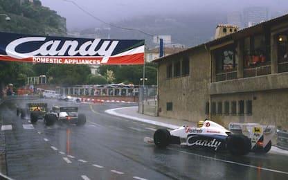 Senna, imprese e record della leggenda Ayrton