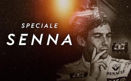 Il caso Senna: stasera lo speciale su Sky Sport F1