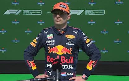 """Verstappen: """"Oggi mancava il passo per vincere"""""""