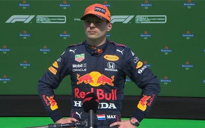 "Verstappen: ""Hamilton? Sapevo sarebbe finita così"""
