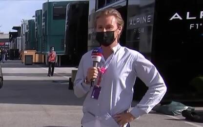 """Rosberg: """"Hamilton-Schumi? Ecco le differenze"""""""