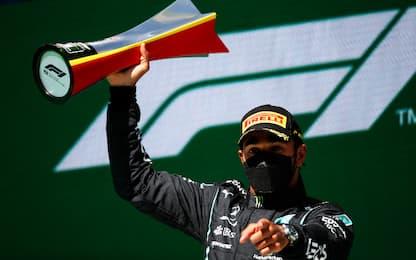 Portimao, vittoria di forza di Hamilton: l'analisi