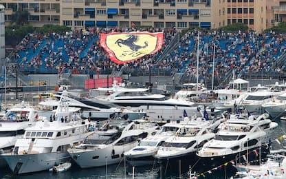 F1, il GP di Montecarlo ospiterà 7.500 spettatori