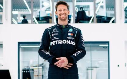 Grosjean-Mercedes, Wolff mantiene la promessa