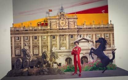 """""""Il mondo di Sainz"""": così ha conquistato la Rossa"""