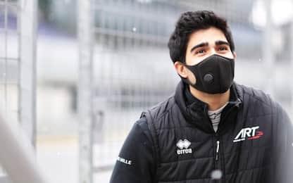 F3, si parte: attesa Correa, c'è Arthur Leclerc