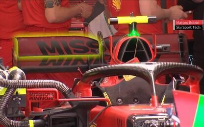 Ferrari, ala e non solo: novità in Spagna. VIDEO