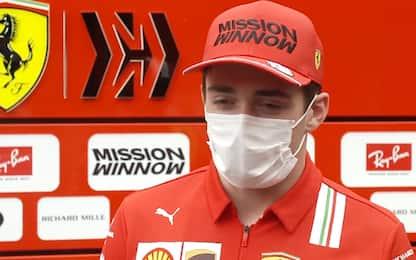 """Leclerc: """"Cambiato approccio rispetto a Portimao"""""""