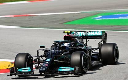 Spagna, Libere 1 a Bottas: Leclerc 5° e Sainz 6°