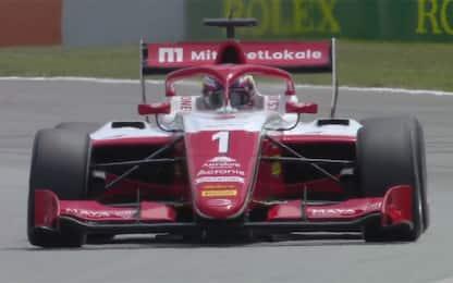F3, pole per Hauger a Barcellona. 4° Nannini