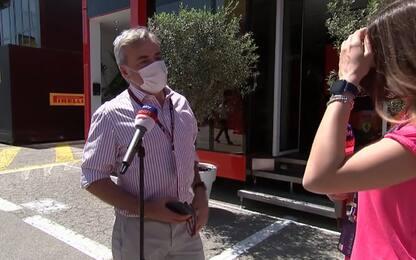 """Papà Sainz: """"Ferrari? Realizzato un sogno"""""""