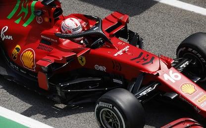 Ferrari, dal Montmeló la conferma: è in crescita