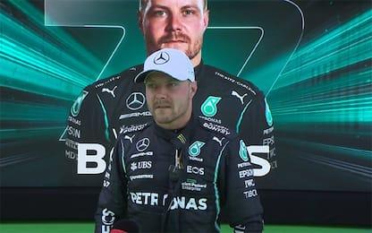 "Bottas: ""Gara rovinata dal sorpasso di Leclerc"""
