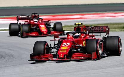 Ferrari, c'è più continuità rispetto al 2020