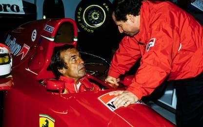 Ferrari, Reutemann è tornato a casa