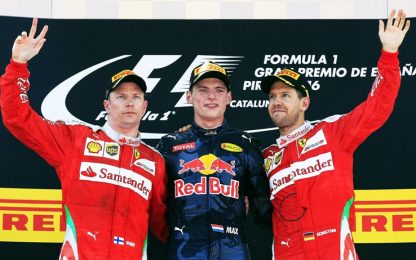 Verstappen story: in Spagna 100° GP sulla Red Bull