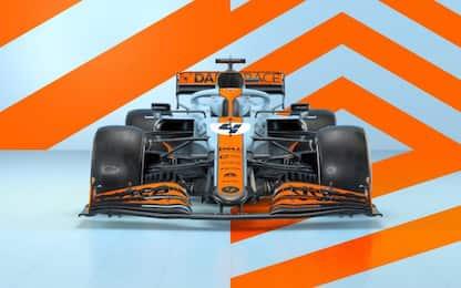 McLaren, una livrea speciale per Monaco. FOTO