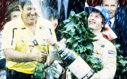 Monaco, 40 anni dall'impresa di Gilles