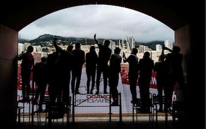 Montecarlo, torna in pubblico in F1. FOTO