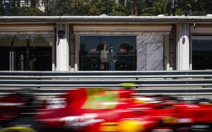 Brilla la Ferrari a Monaco: l'attesa è incredibile