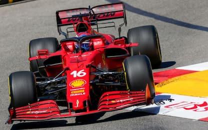 Ferrari davanti dopo 19 mesi, ultima pole fu in...