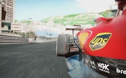Così è Monaco, pista lenta e alto carico. VIDEO