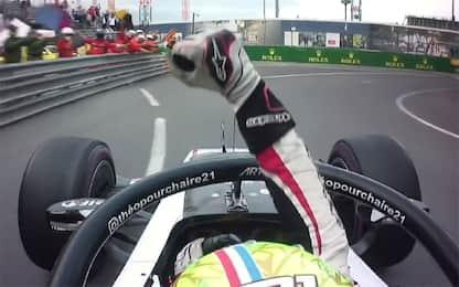 F2, Pourchaire vince la Feature Race