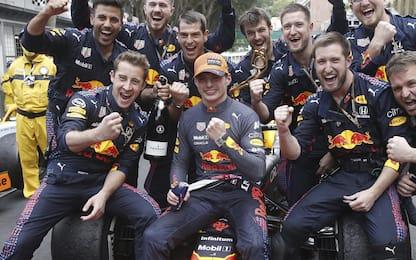 "Verstappen: ""Trionfo speciale, stagione è lunga"""