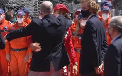 Leclerc, semiasse ko: non parte nel GP di Monaco
