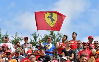 """Sticchi Damiani: """"A Monza spero 70-80% pubblico"""""""
