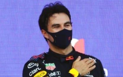 """Perez: """"Gara folle, peccato per Verstappen"""""""