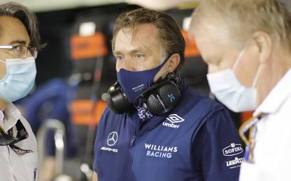 Williams, Capito nuovo team principal